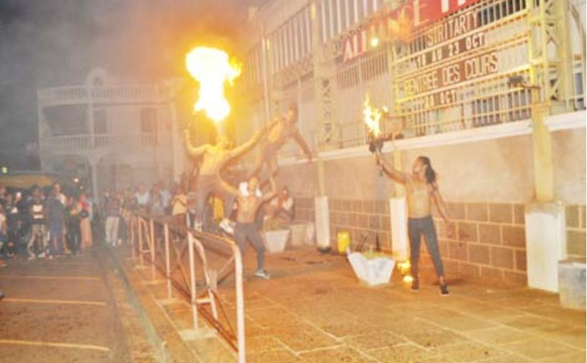 Festival Stritarty – Antsiranana vibre au rythme des arts urbains